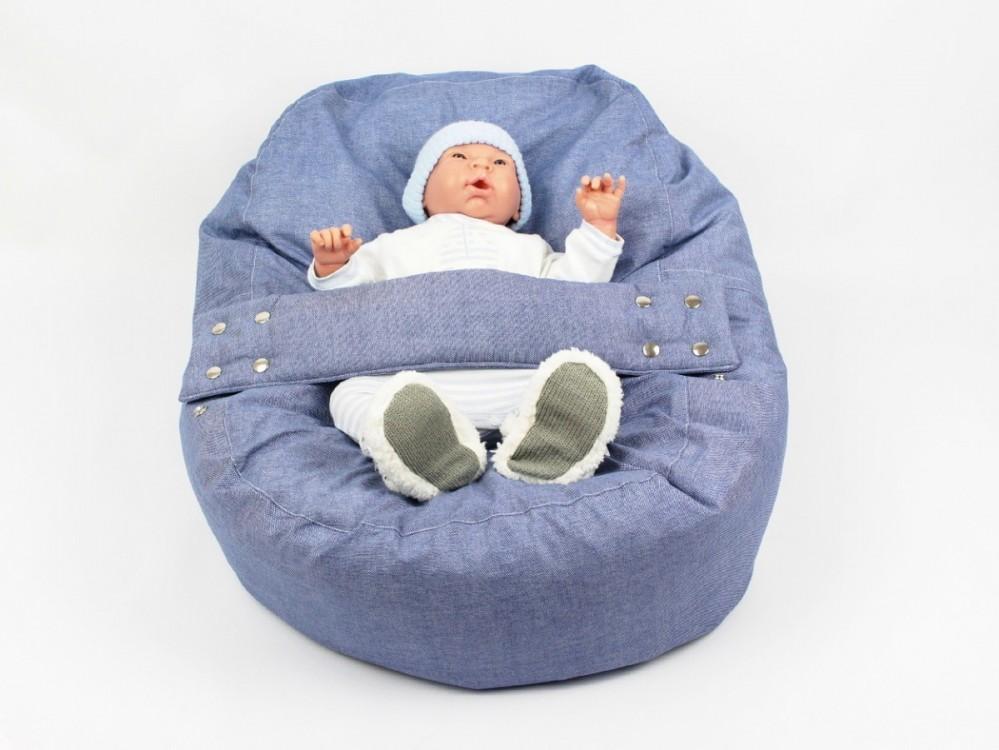 Vak pre bábätko DENIM 1