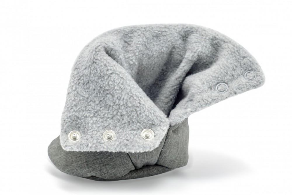 Topánečky šedé vel: 11 cm č.2